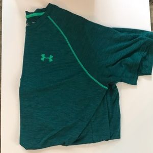 UA Green T Shirt